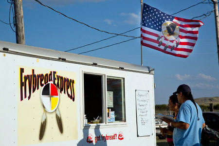 Food Vendor