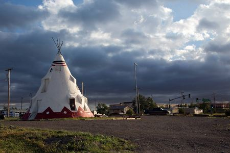 Espresso Teepee
